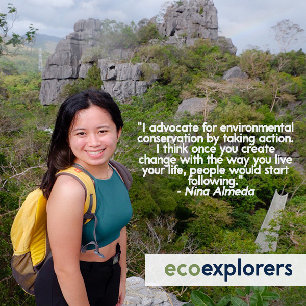 Sustainable ecotourism in the Philippines.